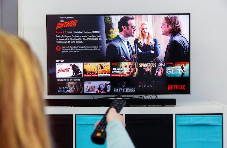 Ingresos de Netflix crecen por la cuarentena