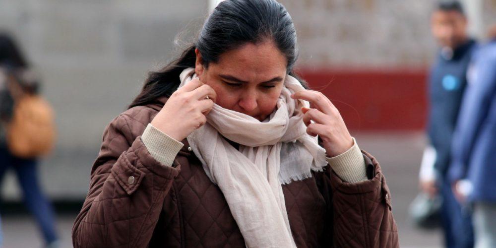 Continuará el ambiente frío en Aguascalientes