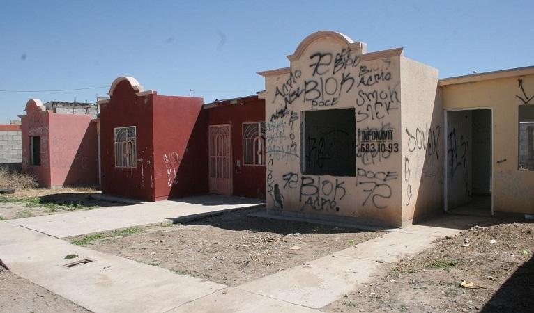 Rescatarán SEDATU e INFONAVIT viviendas abandonadas