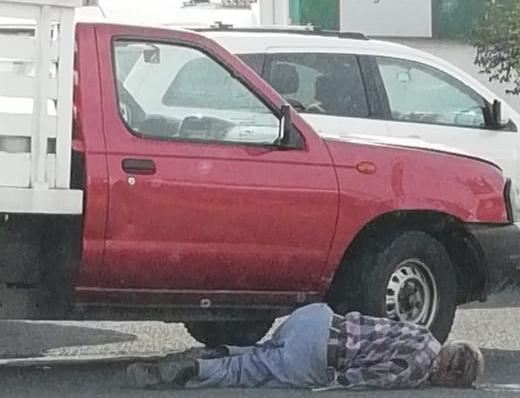 Muere atropellado anciano en Aguascalientes