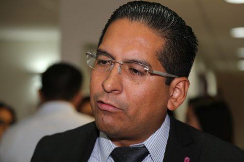Afirma Serrano que no hay partidas extras para informes de diputados de Aguascalientes