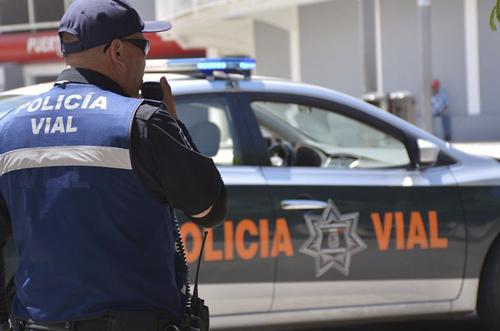 Policía vial de Aguascalientes llama a respetar los límites de velocidad