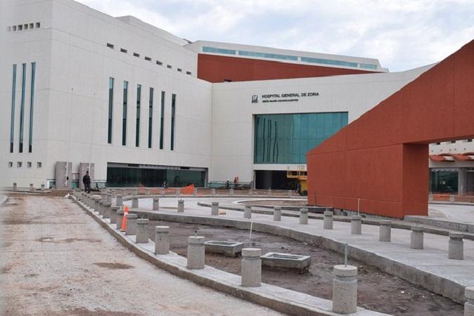 Avanzan gestiones del nuevo hospital de Pabellón de Arteaga
