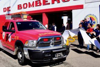 Vigilante Protección Civil Municipal en caso de emergencias