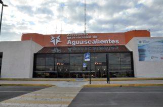 Pasaje aéreo se desploma en más del 90% en Aguascalientes