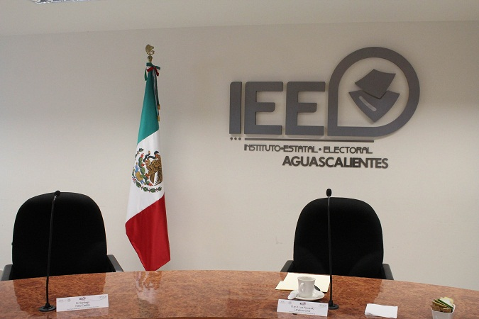Este día inician registros de candidatos en Aguascalientes