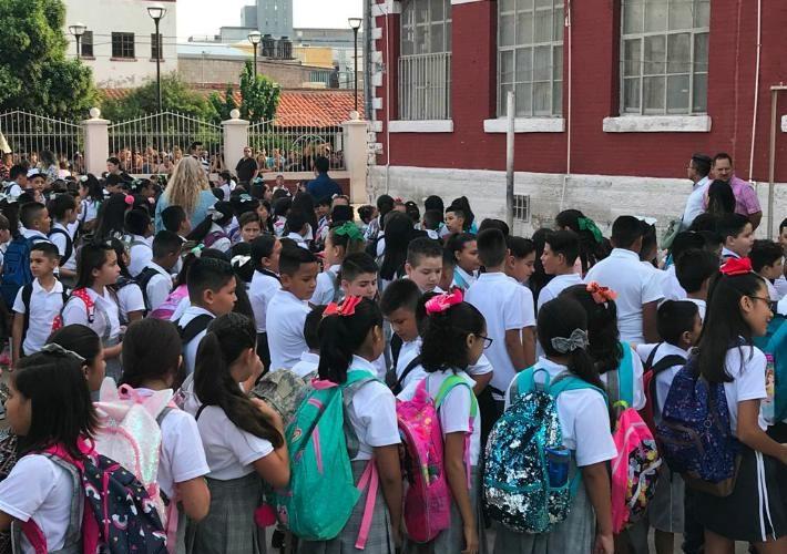 Reitera Gobierno de Aguascalientes llamado a maestros para regreso a clases tras vacunación