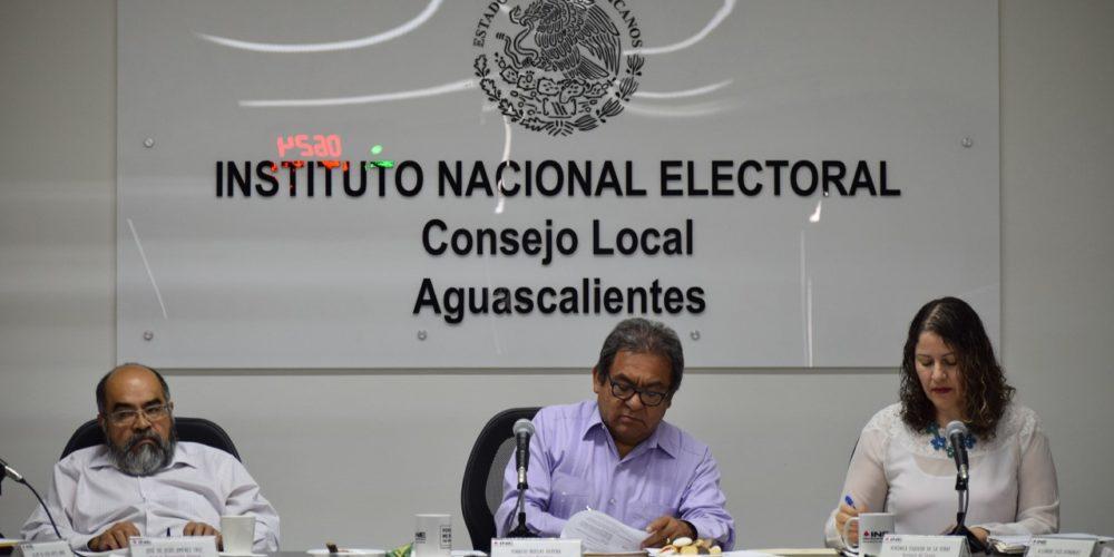 966,755 ciudadanas y ciudadanos podrán ejercer su voto en Aguascalientes