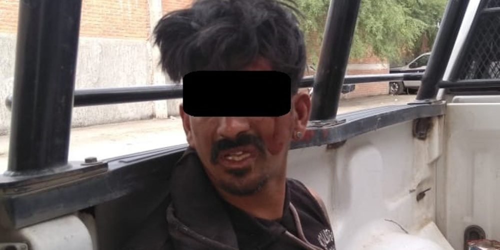 Otra detención ciudadana, ahora en el Chichimeco