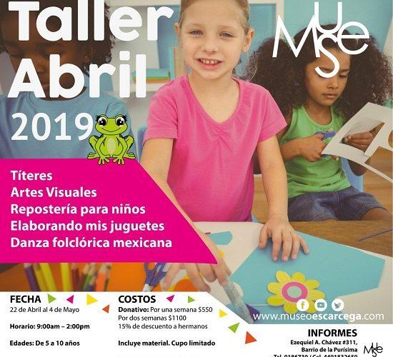 Ofrecerá Museo Escárcega cursos vacacionales para niños