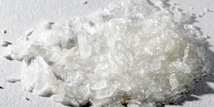 Prevén reducción de consumo de cristal por cierre de narcolaboratorio
