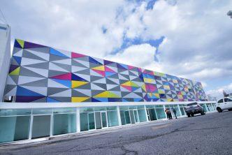 Centro de Atención Municipal registra un avance de obra del 60%