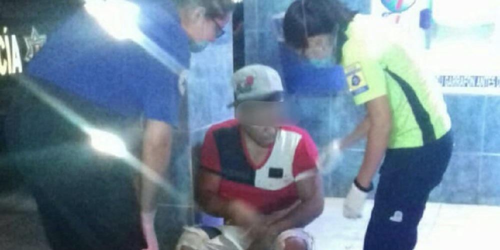 En Aguascalientes: Se salva de morir ratero en Las Huertas, lo balearon anoche
