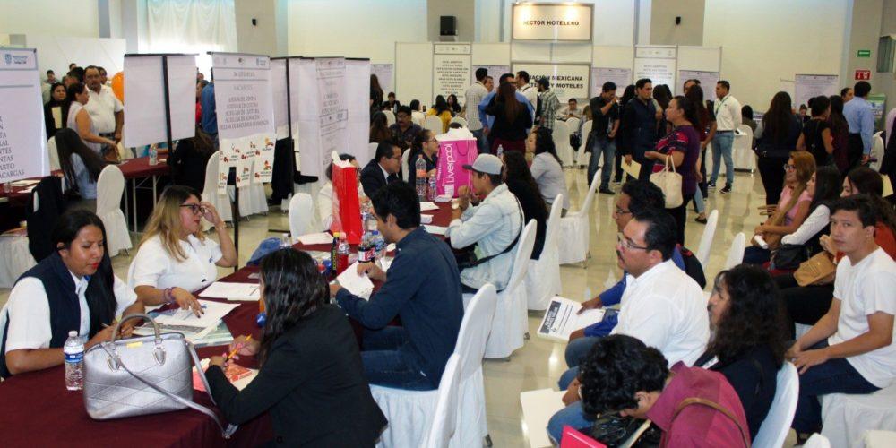 Ofertarán más de mil vacantes en 4ª Feria del Empleo