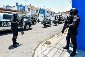 Presume policía municipal mil 499 detenciones en la última semana