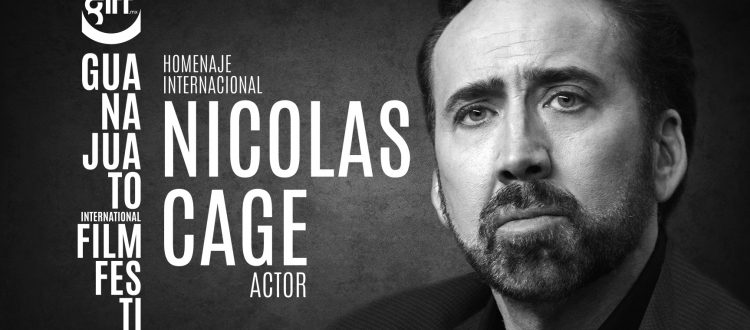 Festival Internacional de Cine hará homenaje a Nicolas Cage