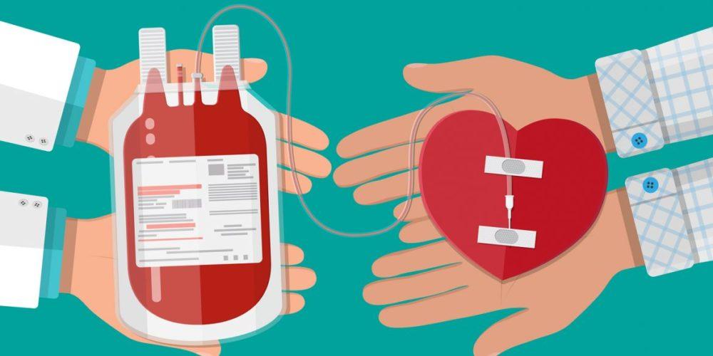 Urgen donadores de sangres tipo O negativo