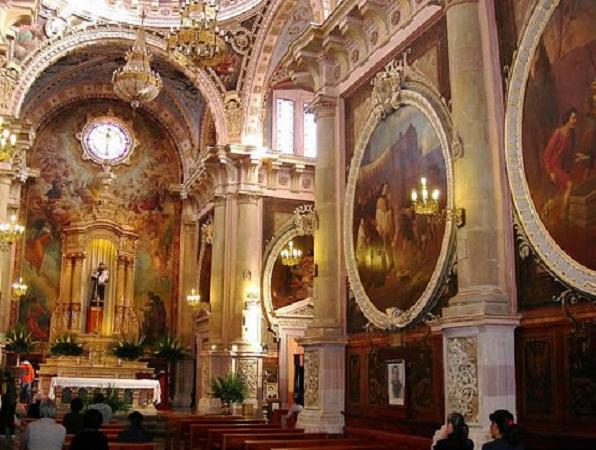 Desciende el número de católicos en Aguascalientes: INEGI