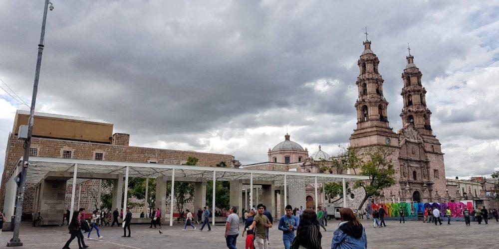 Lunes nublado y con probabilidades de chubascos en Aguascalientes