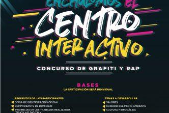 Convocan a participar en concurso de grafiti y rap