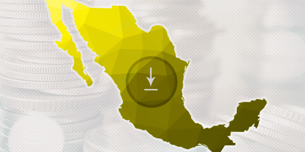 0.0%, el crecimiento de México en el segundo trimestre