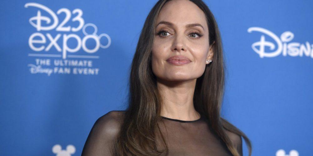 Angelina Jolie habla por primera vez de su divorcio con Brad Pitt