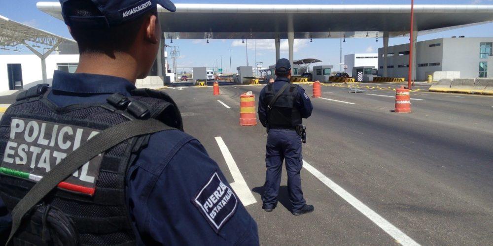Blindaje permanente en fronteras de Aguascalientes ante amenazas diarias de la delincuencia