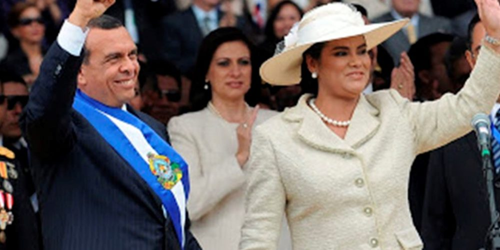 Condenan a 58 años de prisión a ex primera dama de Honduras por fraude