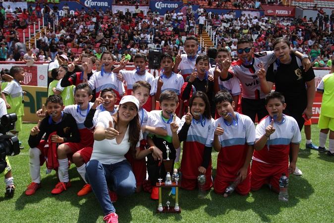 Más de 60 mil personas han participado en la Copa Aguascalientes