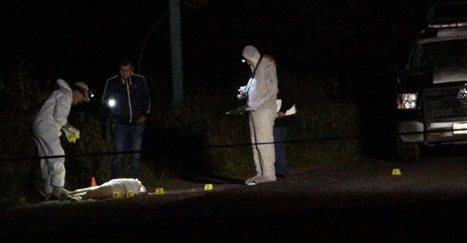 Una mujer fue ejecutada en El Hotelito, Aguascalientes