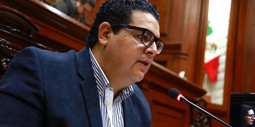 Propone García modificaciones para fortalecer Ley de Sistema de SP en Aguascalientes