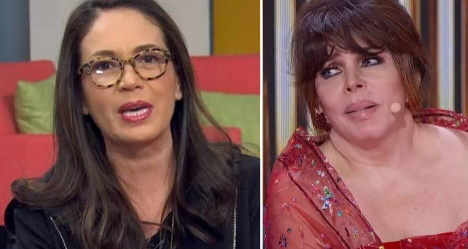 """""""No voy a ser lesbiana"""", dice Verónica Castro al desmentir boda con Yolanda Andrade"""