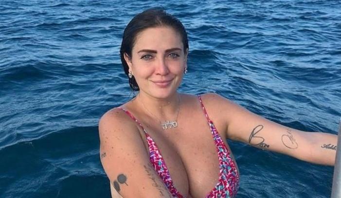 En estado de ebriedad, Celia Lora fue detenida en Playa del Carmen