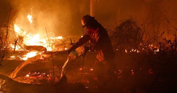 Incrementan incendios forestales en Aguascalientes
