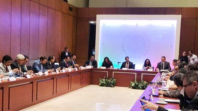 Participa SEFI en reunión del Grupo Nacional de Ingresos