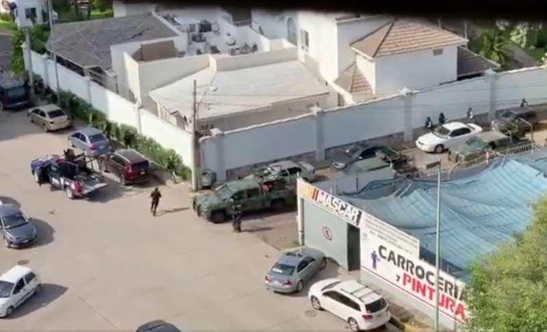 Tras balaceras, reportan fuga de reos de penal en Culiacán, Sinaloa