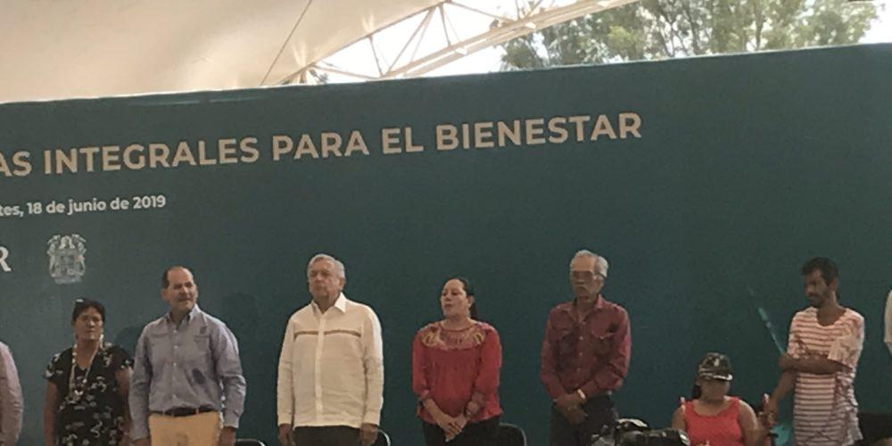 Más de medio millón de pesos han costado visitas de AMLO a Aguascalientes