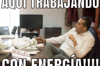 Aquí trabajando con energía…