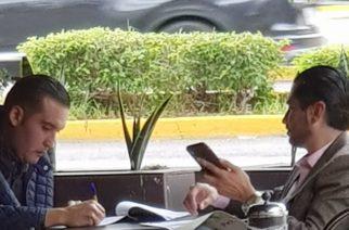 ¿Cambio de oficina el súper delegado en Aguascalientes?