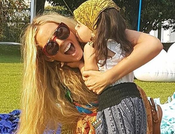 Pareja de EPN prepara a su hija de 5 años para ser famosa