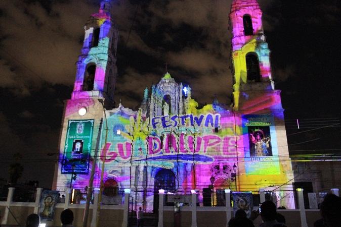 Gran respuesta tuvo el 1er Festival del Barrio de Guadalupe