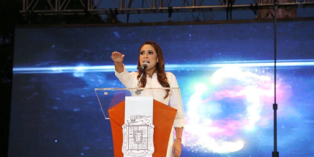 Se compromete Tere Jiménez hacer de Aguascalientes una ciudad ejemplar a nivel internacional