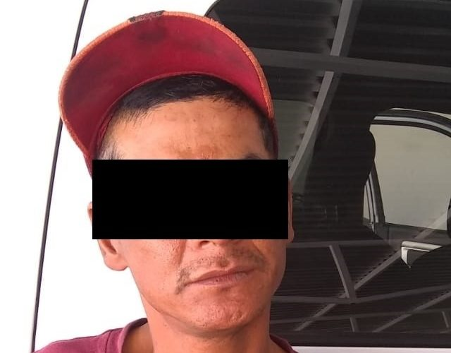 Sujeto originario de Sinaloa, fue detenido en Pabellón de Arteaga con droga crystal
