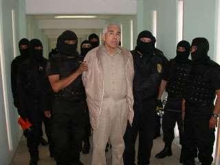 Frenan extradición de Caro Quintero a EU