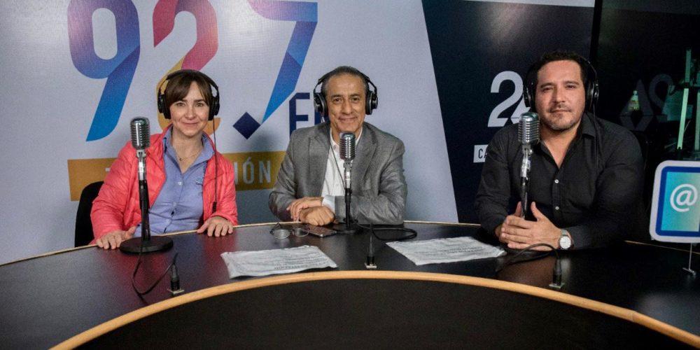 RyTA y Radio Educación, intercambiarán contenidos educativos y culturales