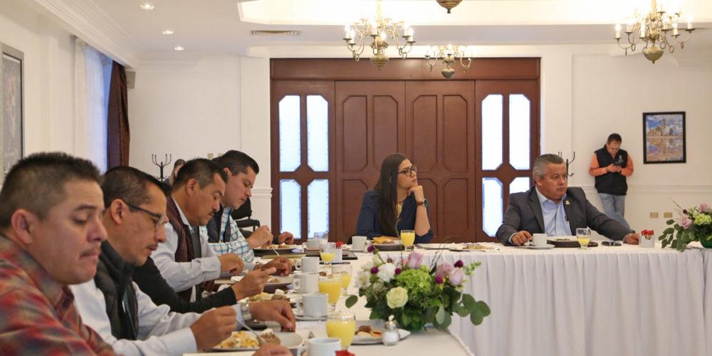 Gobierno de Aguascalientes y municipios, cierran filas por la seguridad
