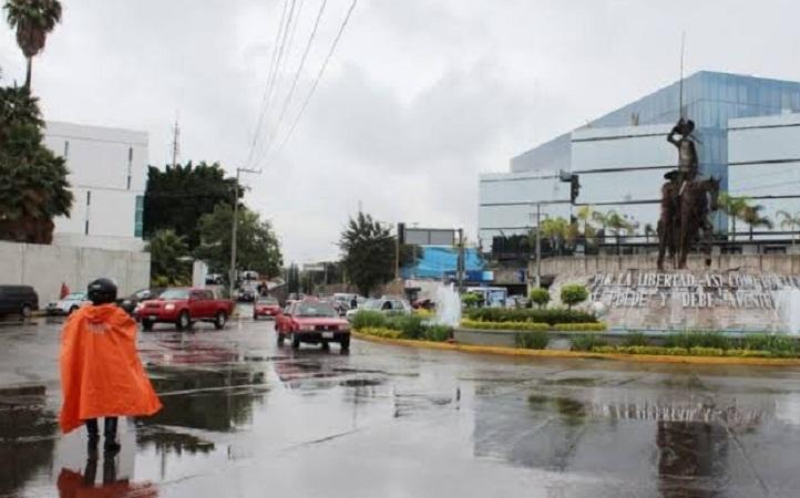 Se esperan lluvias fuertes este miércoles en Aguascalientes