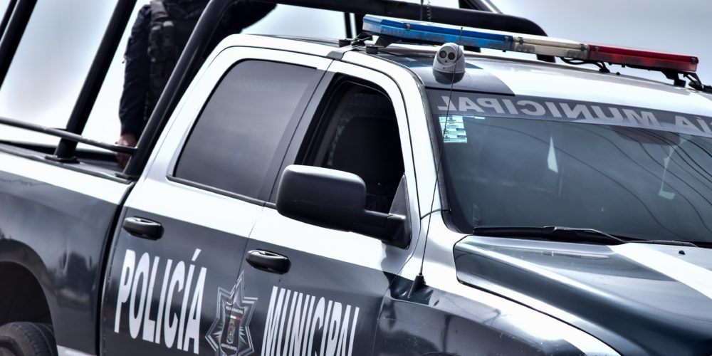 Viciosos agreden a policías en Norias de Ojocaliente