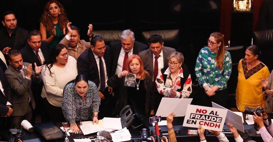 Tribunal reactiva demanda de amparo del PAN contra Rosario Piedra