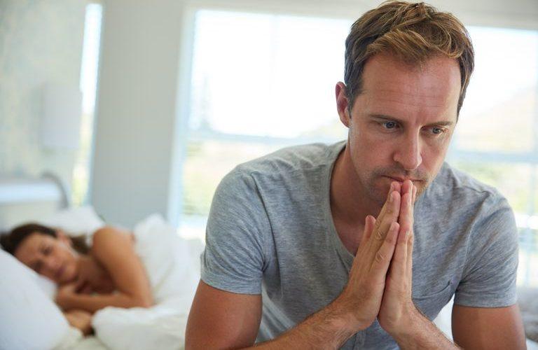 Los problemas sexuales que más afectan a los hombres